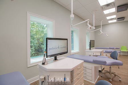 Office photo for Pediatric dentist Dr. Jinju Song